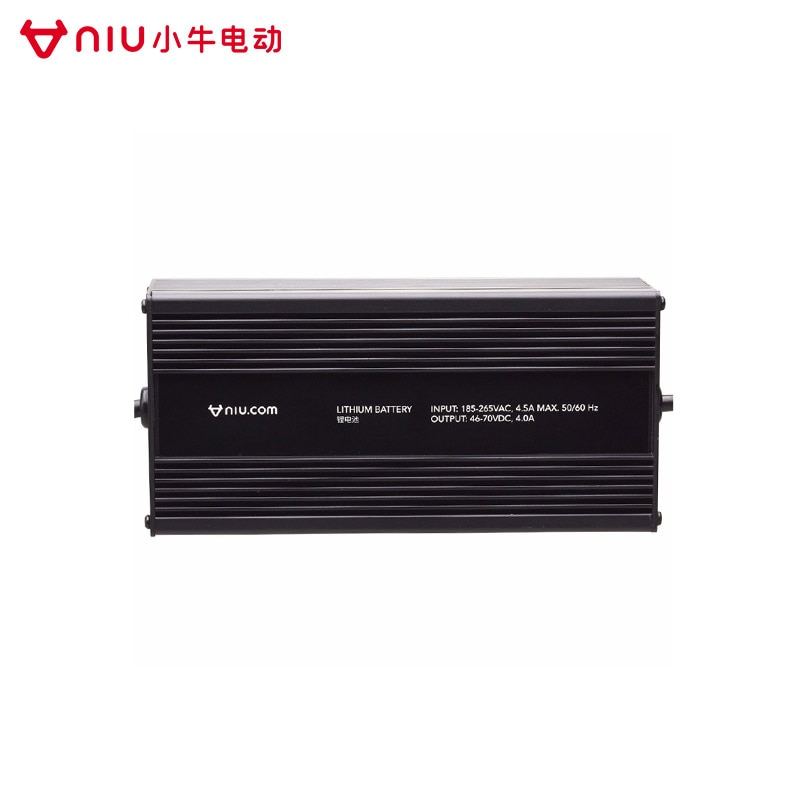 شاحن سكوتر كهربائي Niu 60v4a ، مناسب لسلسلة N N1 N1s