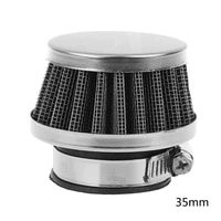 1 pc 35mm air filter motorcycle scooter pit bike air cleaner intake filter for moto