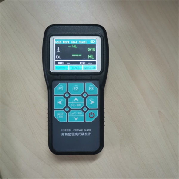 Leeb hardness tester SYT560 Portable Hardness Tester For Steel enlarge