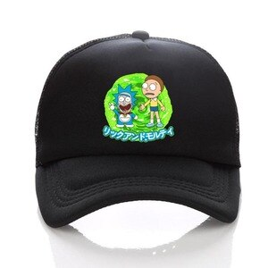anime Cartoon Doraemon Hats Cat Smiling Face Sunshine Hip Hop Cap Baseball Caps Men Women Hat