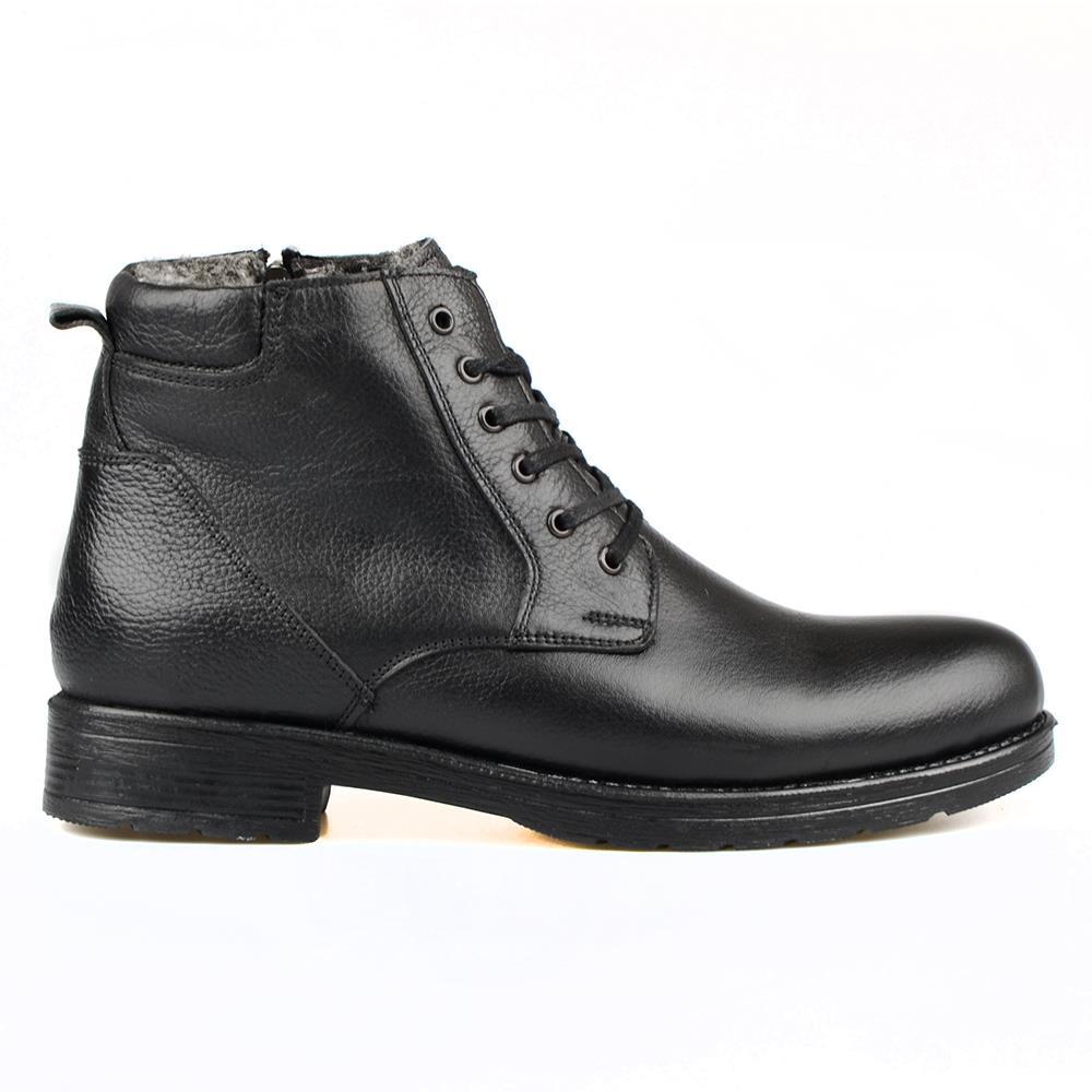 FootCourt-أحذية جلدية برباط علوي للرجال ، أحذية Chealsea ذات طراز جديد ، مريحة وغير رسمية ، أحذية كلاسيكية