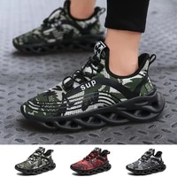 running shoes for men outdoor casual sneakers breathable athletic running walking gym shoes