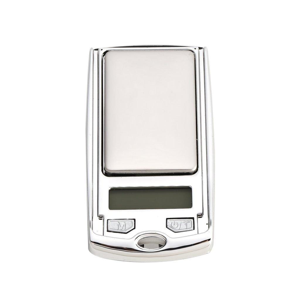 Мини цифровые карманные весы 200 г 0,01 г Точность g/dwt/ct переносной вес измерения для кухонных ювелирных изделий аптека тары взвешивания