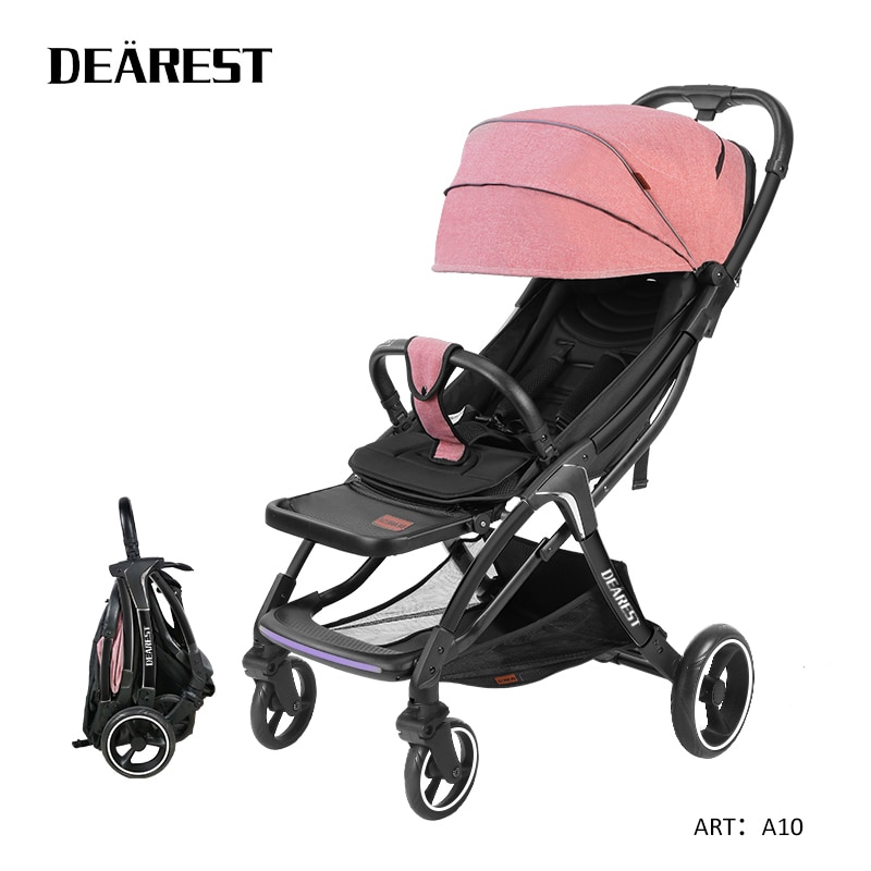 Dearest A10 Buggies Portable Umbrella Baby Wagon Aircraft Can Be Gifts