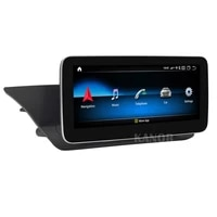 kanor 10 25 msm8953 car gps radio for mercedes benz e class coupe c207 c238 android 10 0 multimedia player 4g lte