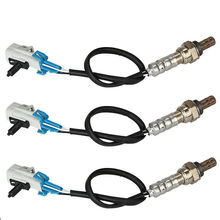 TIANBANG 3pcs Upstream+Downstream Oxygen Sensor 234-4650 12561776 12562943 12567127 12559850 For 2002 Chevy S10 Blazer V6-4.3L