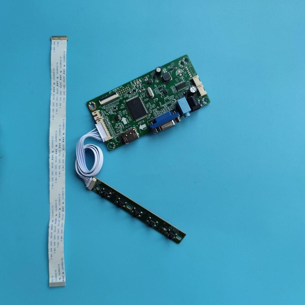 ل LP173WF4-SPF3/LP173WF4-SPF4 1920*1080 تحكم مجلس 30Pin عدة VGA LCD EDP رصد 17.3