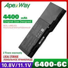 4400mAh batterie pour DELL Inspiron E1505 6400 1501 Latitude 131L Vostro 1000 451-10339 451-10424 GD761 JN149 KD476 PD942 PD945