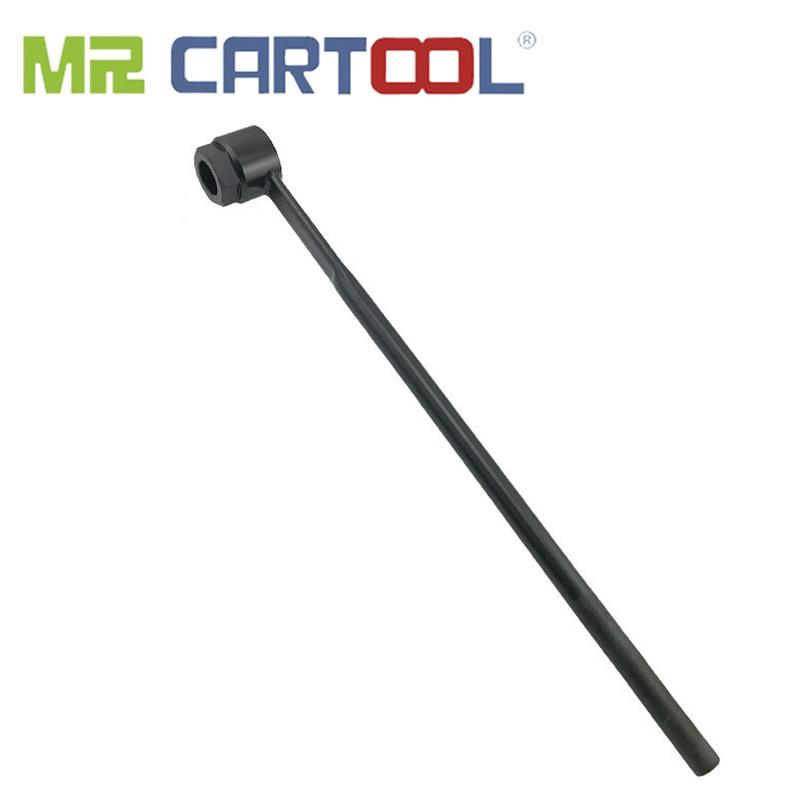 MR CARTOOL, polea de cigüeñal de temporizador especial, soporte de polea de correa del cigüeñal, Llave de apriete para Honda, herramienta de reparación de automóviles