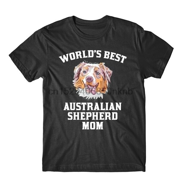 Camisa australiana para perro, camiseta gráfica del mejor pastor australiano