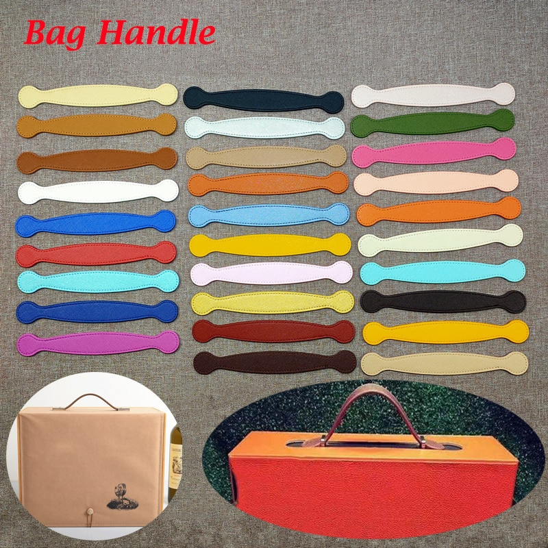 High Quality PU Leather Bag Handle Suitcase Luggage Case Handle Strap Carrying Handle Grip DIY Repla
