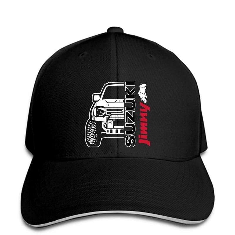 New Logo Suzuki Jimny Men Baseball Cap all collour Snapback Cap Women Hat Peaked