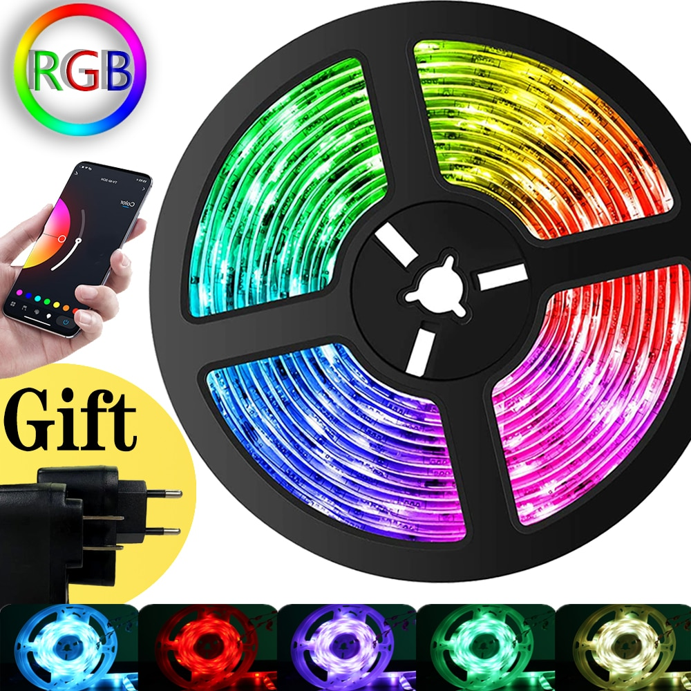 tira-de-luces-led-smd-5050-control-por-aplicacion-bluetooth-cc-5v-12v-rgb-05-m-30m-diodo-flexible-adecuado-para-fiesta-y-decoracion-del-hogar