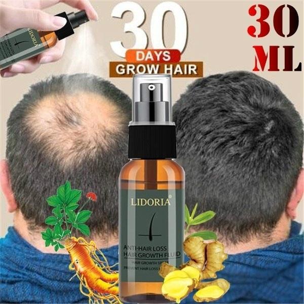 BellyLady 30ML Hair Care Hair Growth Essential Oil Hair Loss Liquid Care Beauty Hair Growth Spray fo