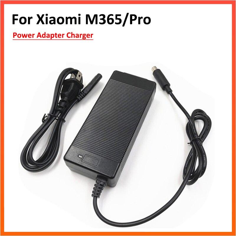 Adaptateur de chargeur de puissance 42V 2A pour pièces de Scooter électrique Xiaomi Mijia M365 M365 Pro