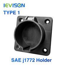EV chargeur porte-câble étui pour Type1 EVSE J1772 connecteur prise SAE AC factice Station de charge niveau 2