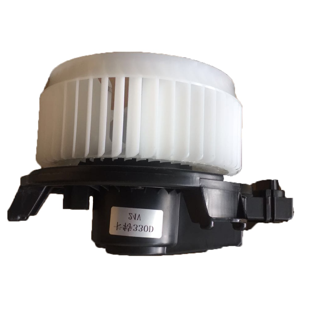 Best price parts Blower motor 60088088 for SY215 excavator