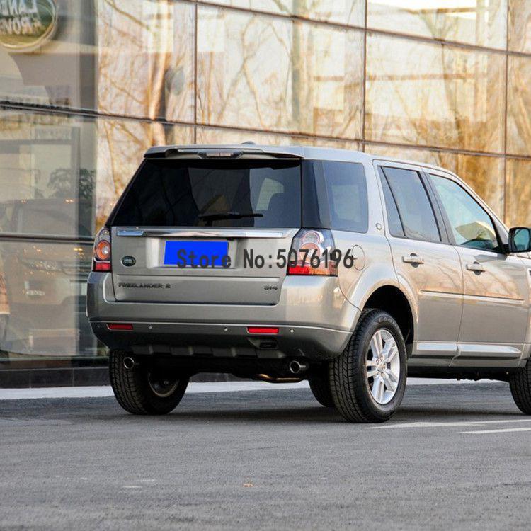 Para Land Rover Freelander 2 Spoiler de alta calidad ABS material maletero Wing Primer y 2007 para hornear 2008 2009 2010 2010 2012 2013