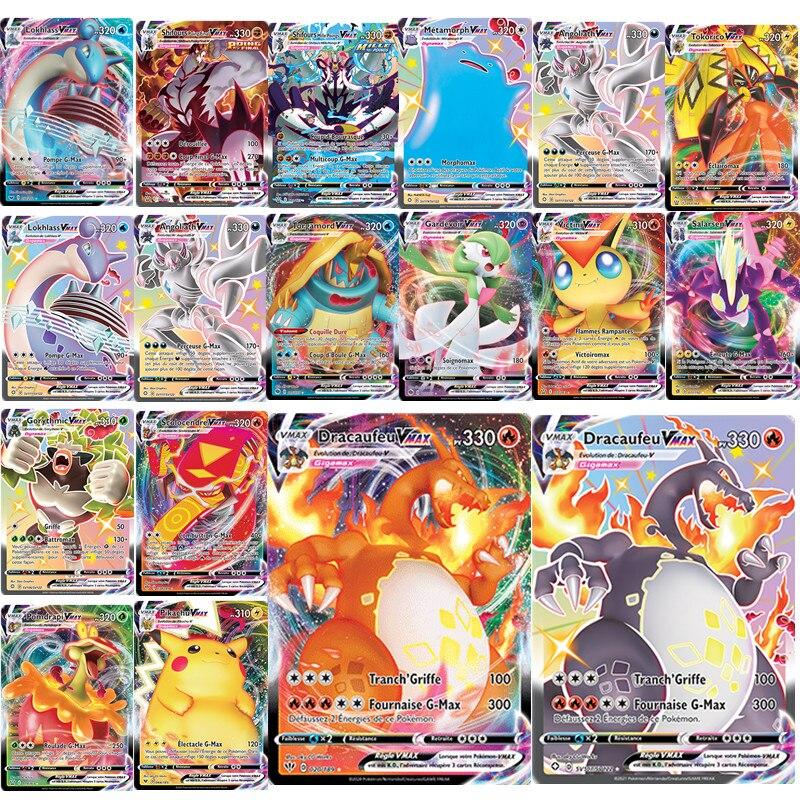 100-uds-vmax-gx-ex-pokemon-frances-tarjetas-pikachu-dracaufeu-torgamord-victini-scolocendre-morpekotrading-tarjeta-juego-de-juguetes