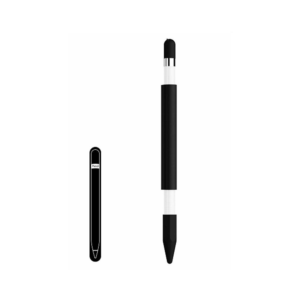Para iPad Pro 9,7 Appl manga de lápiz nueva funda magnética para Apple accesorios para lápiz de silicona suave agarre conjunto #5
