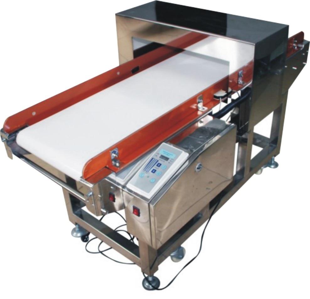 New Technology Industrial Conveyor Belt Metal Detector For Food Packaging