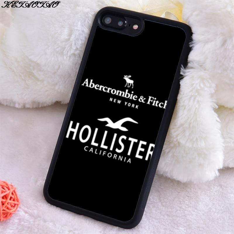 KETAOTAO Chic Hollistic Brand Design Soft Silicon Soft TPU Phone Case for Iphone 5S SE 6S 7 8 Plus X Xs Xr 11 Max
