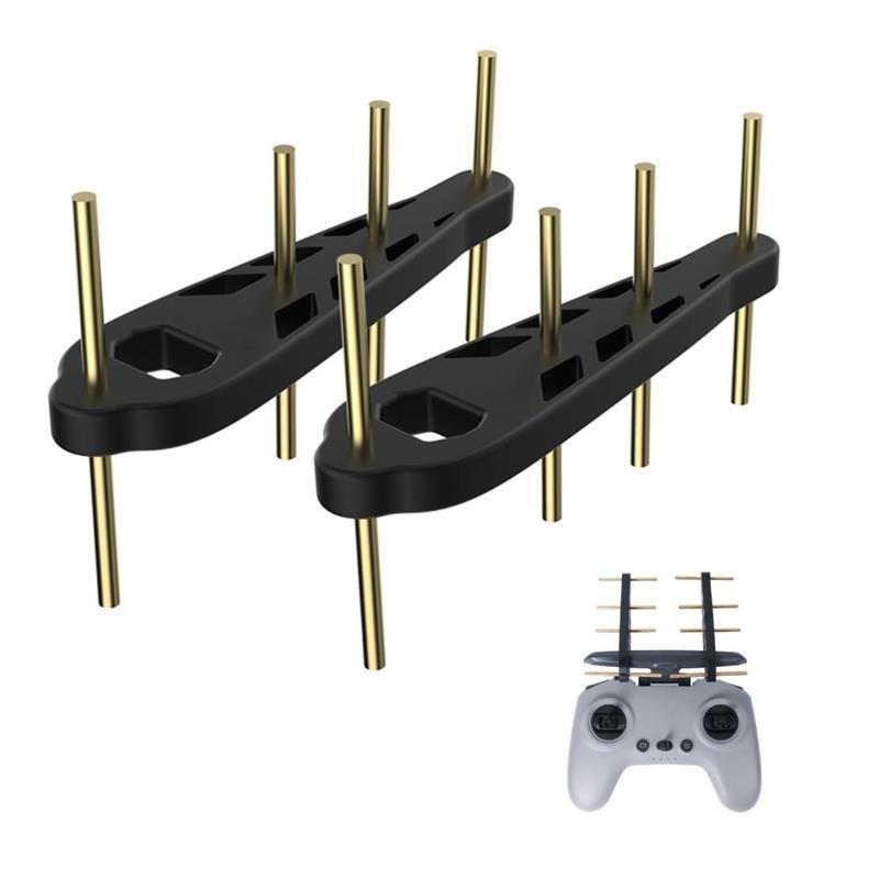 Усилитель антенны Yagi для пульта дистанционного управления FPV 2 2,4 ГГц/5,8 ГГц, антенна Yagi, усилитель сигнала, усилитель диапазона