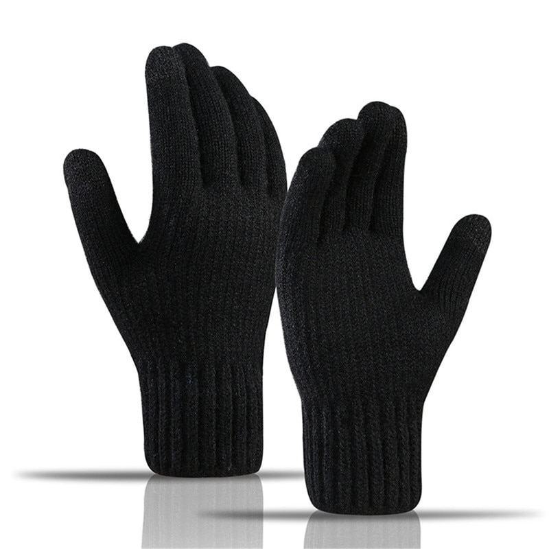 Winter Thermal Warm Touchscreen Gloves Cycling Bicycle Bike Outdoor Camping Hiking Motorcycle Unisex Gloves Sports Full Finger enlarge