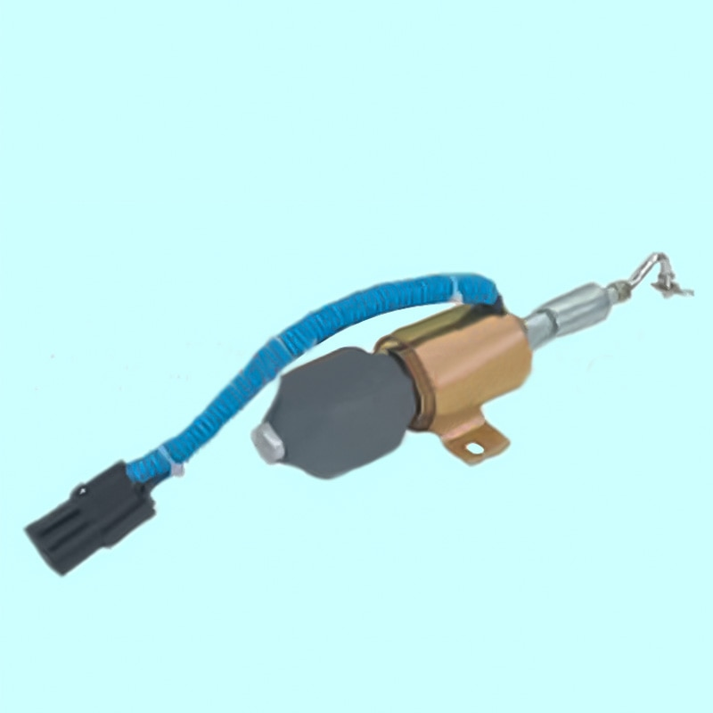 Manufacturer Stop Solenoid Valve 1756ES-12E3ULB1S1 SA-4813-12 for 12V