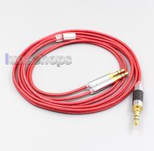 2.5mm 4.4mm XLR 3.5mm 99% pur PCOCC écouteur câble pour Hifiman Sundara Ananda HE1000se HE6se he400 3.5mm broche LN006668