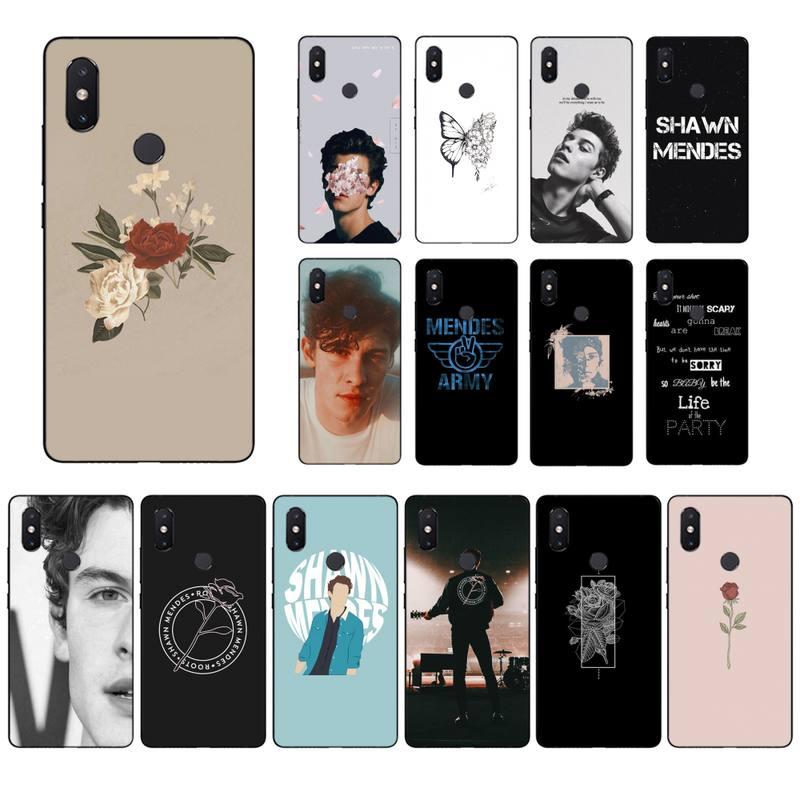 Funda de teléfono para Xiaomi suave y Negro mi5 6 5X 6X Mi9 9SE mi8lite Mi10 Mi10Pro Pocophone F1
