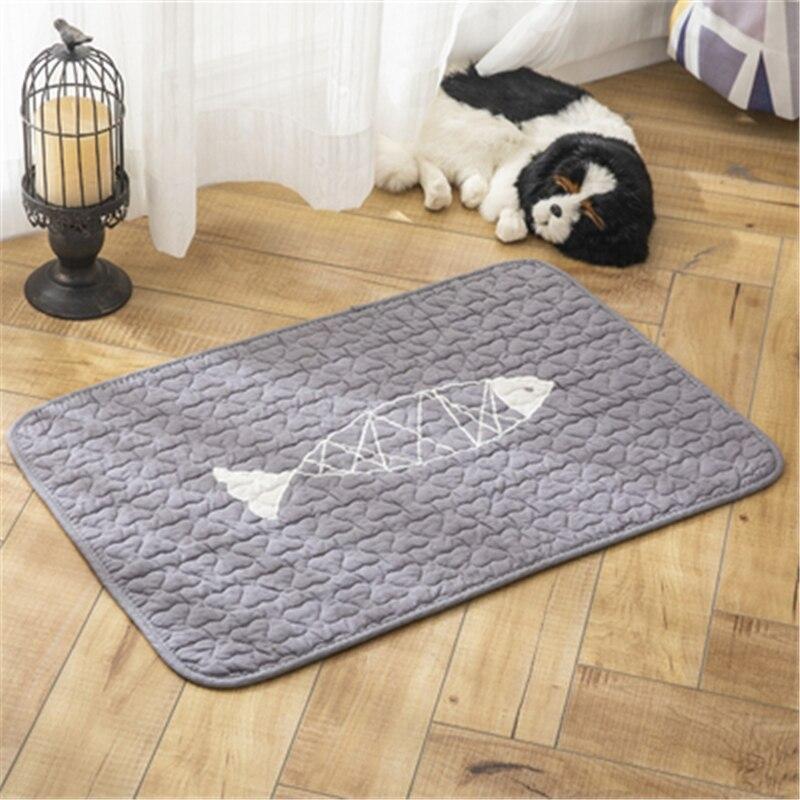 Купить с кэшбэком Cotton Poker Shape Solid Rugs Creative Carpet Thicker Bathroom Non-slip Mat Area rug for living room Home Soft Child Bedroom Mat