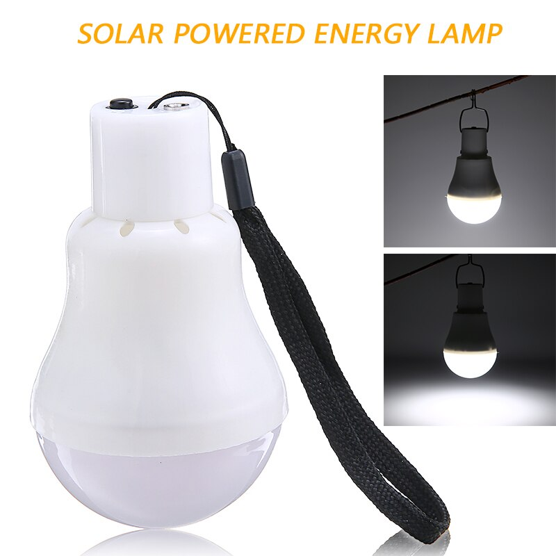 1pc Portable Solar Powered Panel LED Lights Lighting System For Outdoor Lighting Landscape Yard Garden