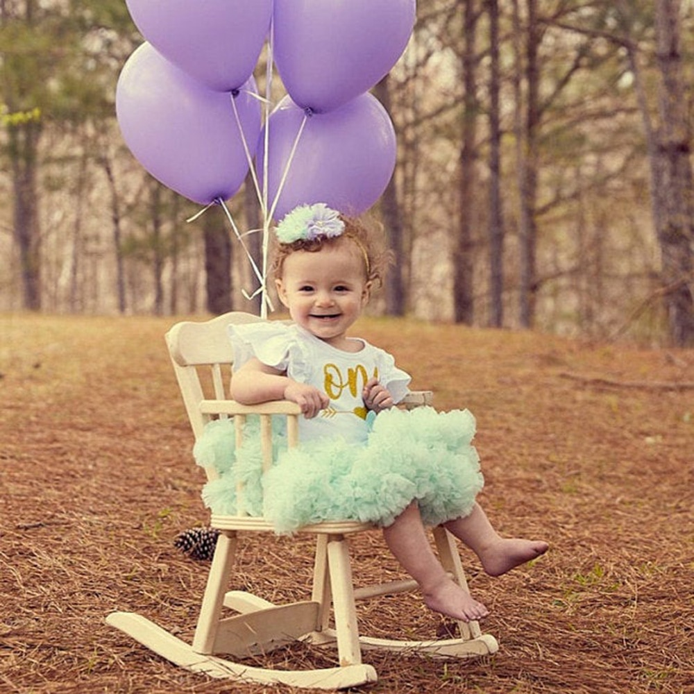 Custom Tender green Birthday Outfit Girl cake smash outfit baby girl tutu set personalized First birthday outfit