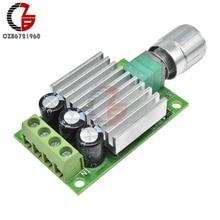 Régulateur de vitesse à moteur 10A 12V-30V PWM DC   Régulateur de vitesse réglable 12V 24V, interrupteur de commande pour moteur de ventilateur