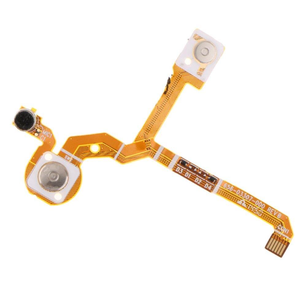 Obturador Mic WiFi botón Flex Cable unidad reemplazo para GoPro cámara Hero 3 + Drop shipping