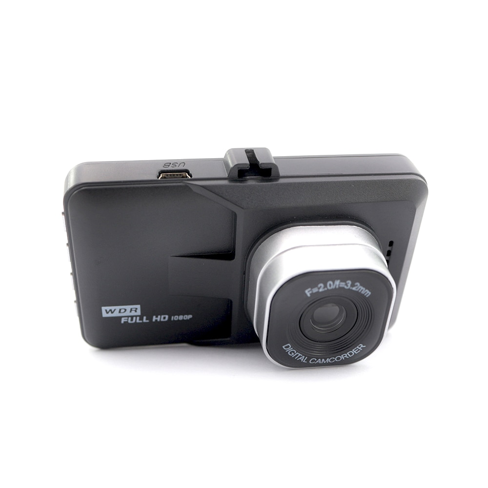 3 Inch 1080P Full HD Car DVR Dashcam Video Registrars Camera Night Vision G-Sensor Auto Camcorder Dash Cam