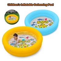inflatable pool float circle swimming ring for kids adults giant swimming float air mattress beach party pool toys 60%c3%9760%c3%9715 cm