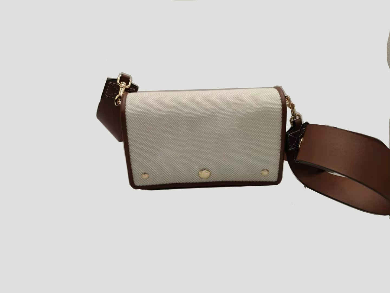 Women's Bags 2021 New Splicing Leather Messenger Bag Luxury Brand Design Women's Fashion Bolsa Feminina
