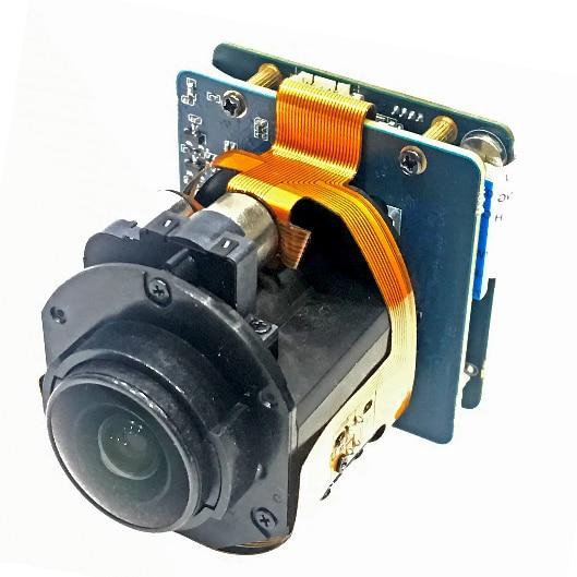 عرض شين 8Mp 4K القرار 2.3x 4.4 ~ 10.2 مللي متر شبكة صغيرة كاميرا زووم وحدة كاميرا زاوية واسعة