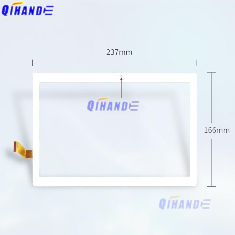 Toque para Teclast Tela de Toque Digitador do Painel Novo Mjk-1290-v1 Fpc Tablet Vidro Sensor M3o 10.1 M30 Mt6797 X27