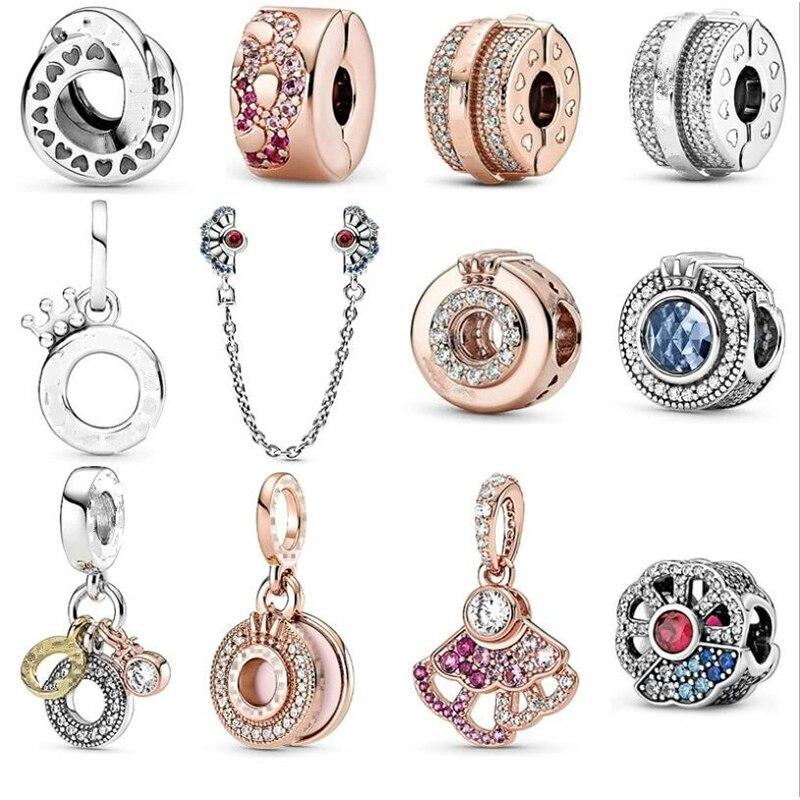 Pulseras de plata de ley 925 para mujer, joyería de gran oferta,...