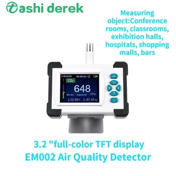 EM002 Air Quality Detector alarm setting 3.2
