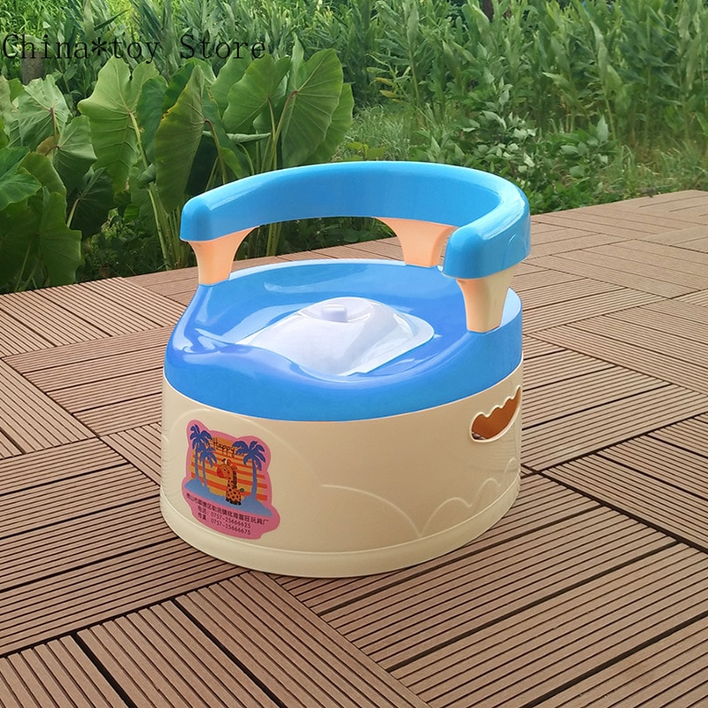 Children's Toilet Toilet Boy Girl Baby Child Pull Potty Small Urinal Baby Infant Year Old Portable Belt Toilet Kid Cushion