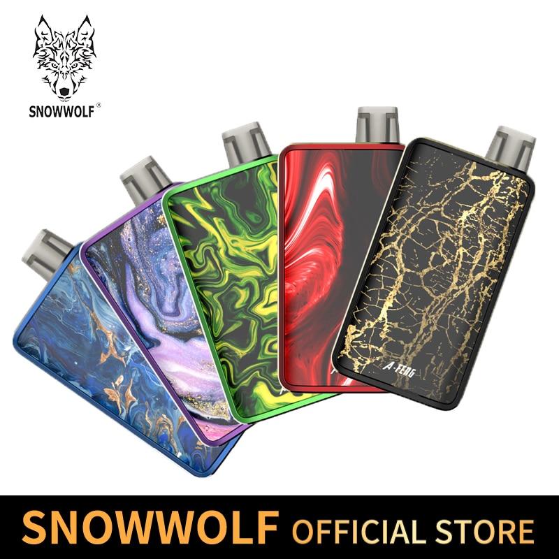 NEWEST Vape kit e electronic cigarette from Sigelei Snowwolf Afeng Pro pod system