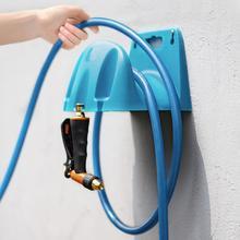 Support universel pour tuyau darrosage H9B9, outils de jardin, cintre léger, vis de bobine monté sur tuyau