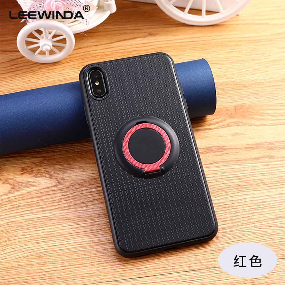 Luxo 3 em 1 anel magnético caso suporte para iphone 11 pro max conveniente carro suporte para iphone 6 s 7 8 plus x xr xs max boné