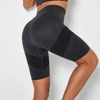 seamless yoga shorts ladies knit sexy short wicking gym leggings womens solid color summer tights workout female sportswear new