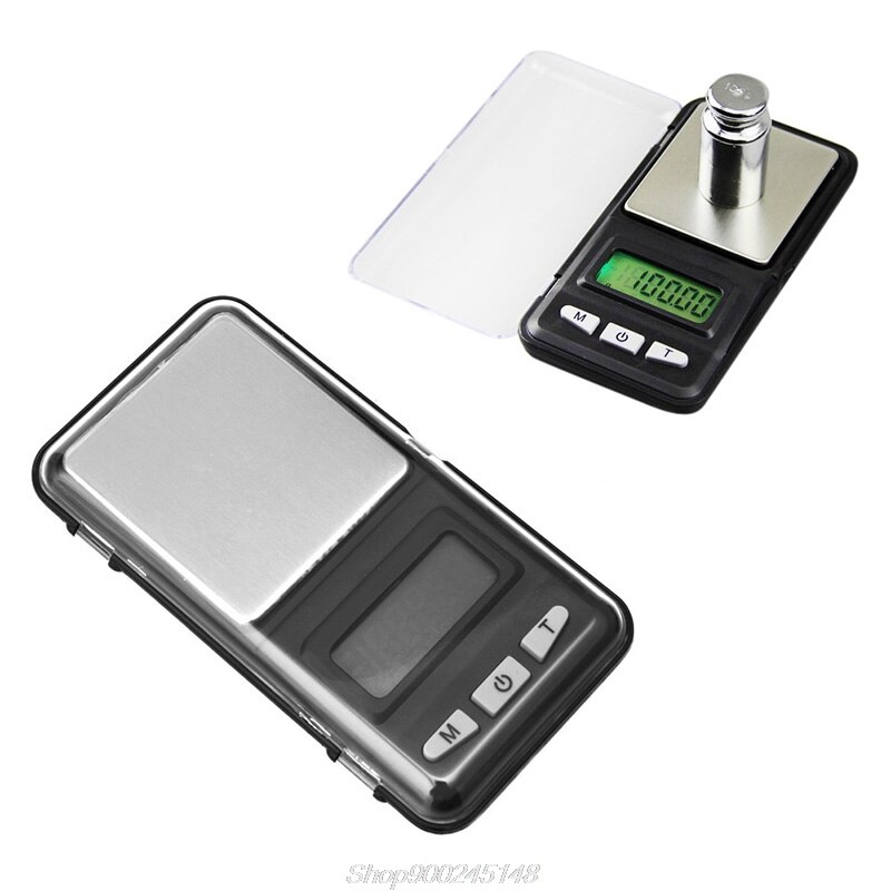 Portátil 0.01g/100g mini digital lcd equilíbrio peso bolso jóias diamante escala au08 20 dropship