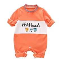 Baby climbs long sleeve jumpsuit baby clothes children's clothing in spring and autumn